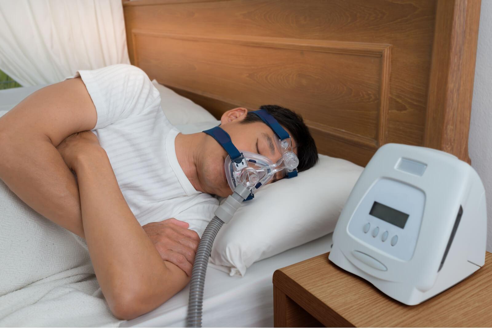 leczenie bezdechu sennego